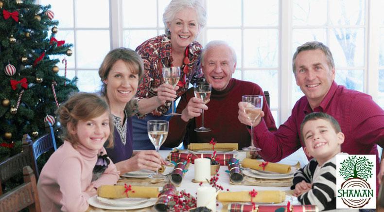 celebrate family holidays correctly