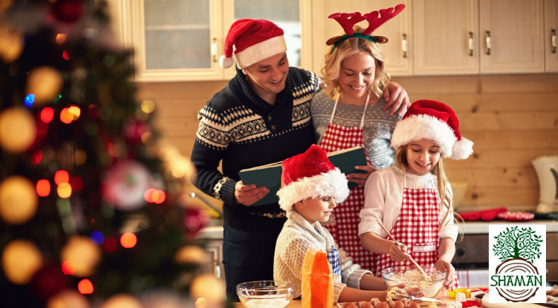 how to celebrate family holidays