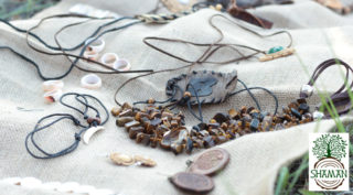 shamanistic amulets