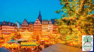 Schamanenvorhersage für Deutschland für das Jahr 2020